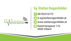IT-Solutions by Stefan Regenfelder